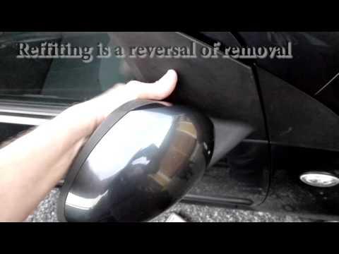 DIY Peugeot 107 Exterior Mirror Replacement