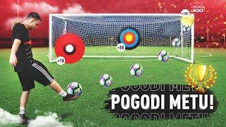 POGODI METU CHALLENGE w/ NOLE