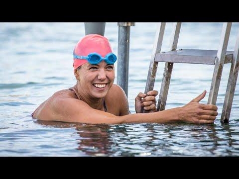 Transplant recipient aiming to swim across Lake Ontario