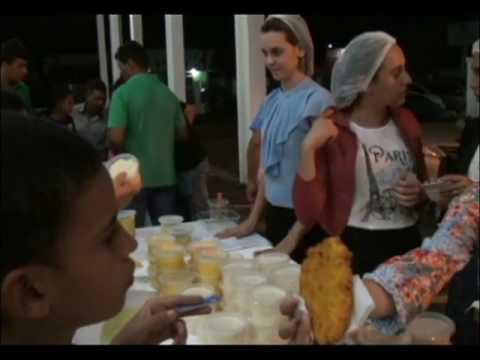 Igreja Madureira realiza 2ª edição da noite do milho em Confresa