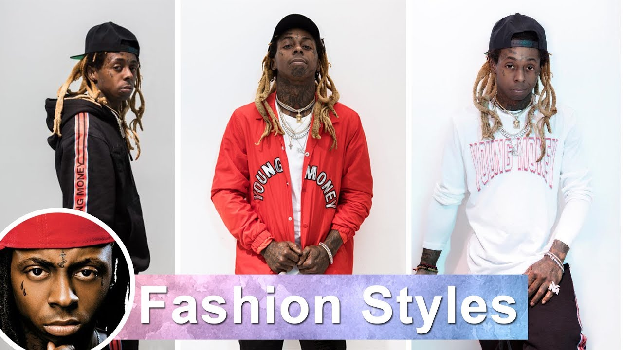 Download Lil Wayne Best Fashion Styles in 2018 - Lil Wayne Stylish Dresses Collection 2018