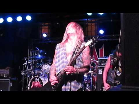 Metal Church Solo (Featuring Chris Caffery)