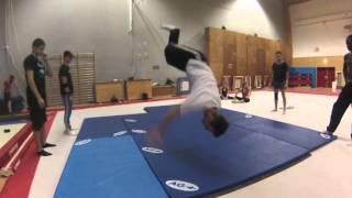 Bboy Vegeta - variation vol 2 of real hand airflare