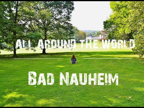 🌍ALL AROUND THE WORLD🌍 A Walk In The Park in Bad Nauheim