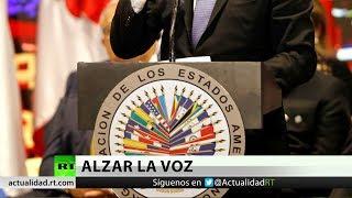 Uruguay se retira de la Asamblea de la OEA en rechazo a la acreditación del enviado de Guaidó
