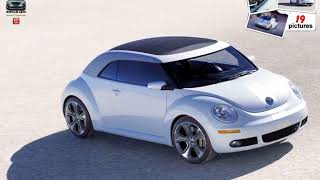 Volkswagen New Beetle Ragster Concept Videos