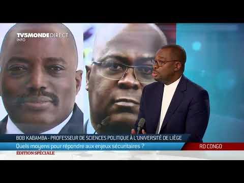 Dans l'ombre de Kabila en  RD Congo