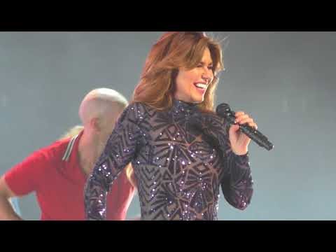 Shania Twain If You're Not In It For Love 2018