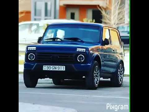 Niva Urban | Mercedes , BMW yoxsa Niva ?