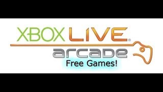 7 Free Xbox Live Marketplace Games