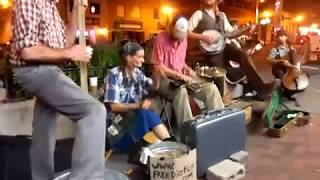 Free Dirt Bluegrass band in Nashville Tennessee