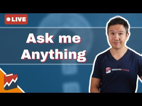 🔴 MeasureSchool Live - Ask Me Anything