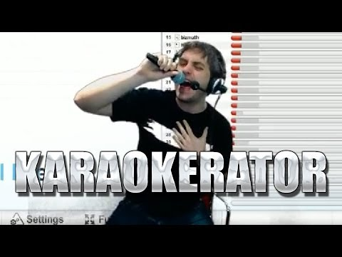 Karaokerator : In the End, Daddy DJ, Queen, Nickelback...