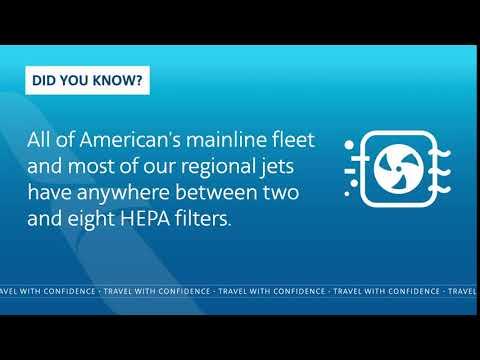 Travel Reassurance | HEPA filters