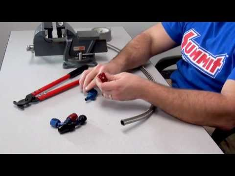 braided-hose-assembly-with-an-fittings---summit-racing-quick-flicks
