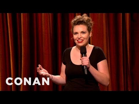 Beth Stelling Stand-Up 07/23/12 - CONAN on TBS - YouTube
