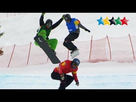 Snowboard-Cross Ladie's & Men's - 28th Winter Universiade 2017, Almaty, Kazakhstan
