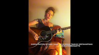 Sheena Easton, MY BABY TAKES THE MORNING TRAIN by Krista Hartman
