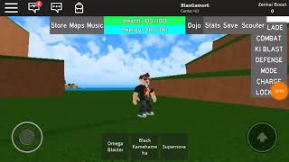 Pretending to be noob at ROBLOX