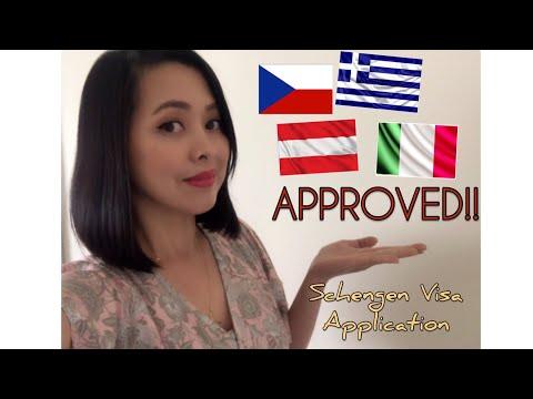 Applying for Shengen Visa   tips and reminders   Abu Dhabi VFS indir