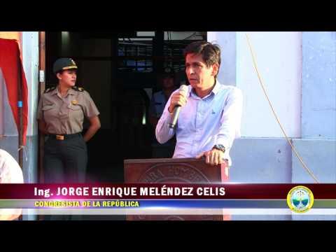 ALCALDE EDWER TUESTA PARTICIPA EN CEREMONIA DE PRESENTACIÓN Y BENDICIÓN DE VEHÍCULOS DE LA D