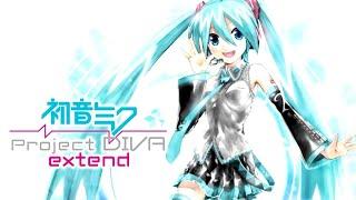 Rollin' Girl - Hatsune Miku: Project DIVA Extended