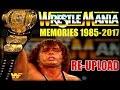 WWE WrestleMania Memories 1985 2017 EVERY SHOW mp3
