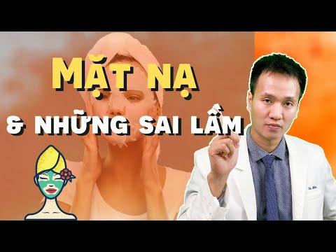 Mặt nạ [MASK] - Những điều cần biết và sai lầm thường gặp  Dr Hiếu