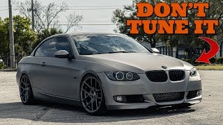 5 Things You Should NEVER Do After Buying A BMW 335i *EXPENSIVE MISTAKES*