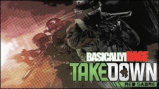 BasicallyIRage - Takedown Red Sabre!