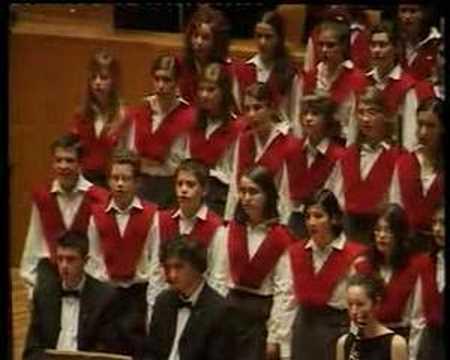 "John Rutter; ""Mass of the Children"" 3. Sanctus & Benedictus"