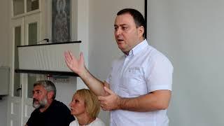 TEHNIČKA ŠKOLA OBRENOVAC - Motivacioni govor predsednika Miroslava Čučkovića