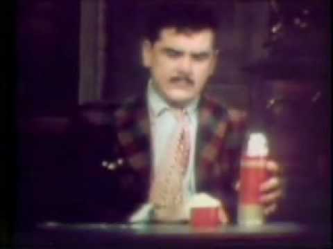 Ernie Kovacs - Kovacs in Color, The Tilted Table Sketch