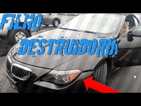 💥PAI EMPRESTOU O CARRO! BMW 645CI CONVERSÍVEL 4.4L V8 32V 325HP. PREÇO USADO NOS ESTADOS UNIDOS🇺🇲