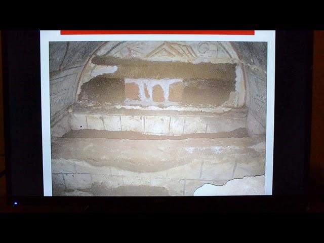 La Catacomba ebraica di Villa Torlonia - Parte III