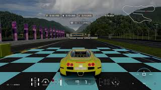 Gran Turismo Sport - Driving school but the fail music is from Gran Turismo 4
