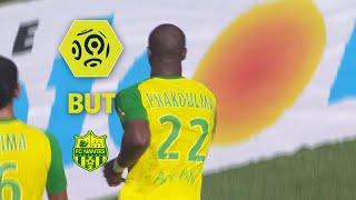 But Préjuce NAKOULMA (45' +2) / Girondins de Bordeaux - FC Nantes (1-1)  / 2017-18