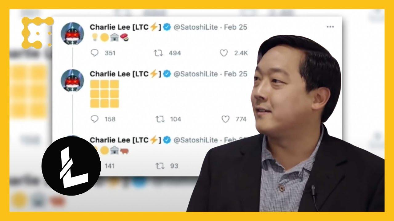 Litecoin Creator Charlie Lee a 'Big Fan of Dogecoin'