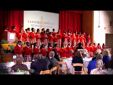 Cardinal Shehan School Choir 11/20/2013