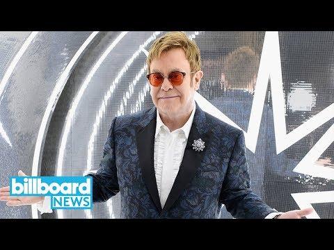 Morris Knight - Elton John Blasts 'The Lion King' Remake