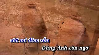 Karaoke Thang Chin Dong Song vn Vu Khanh