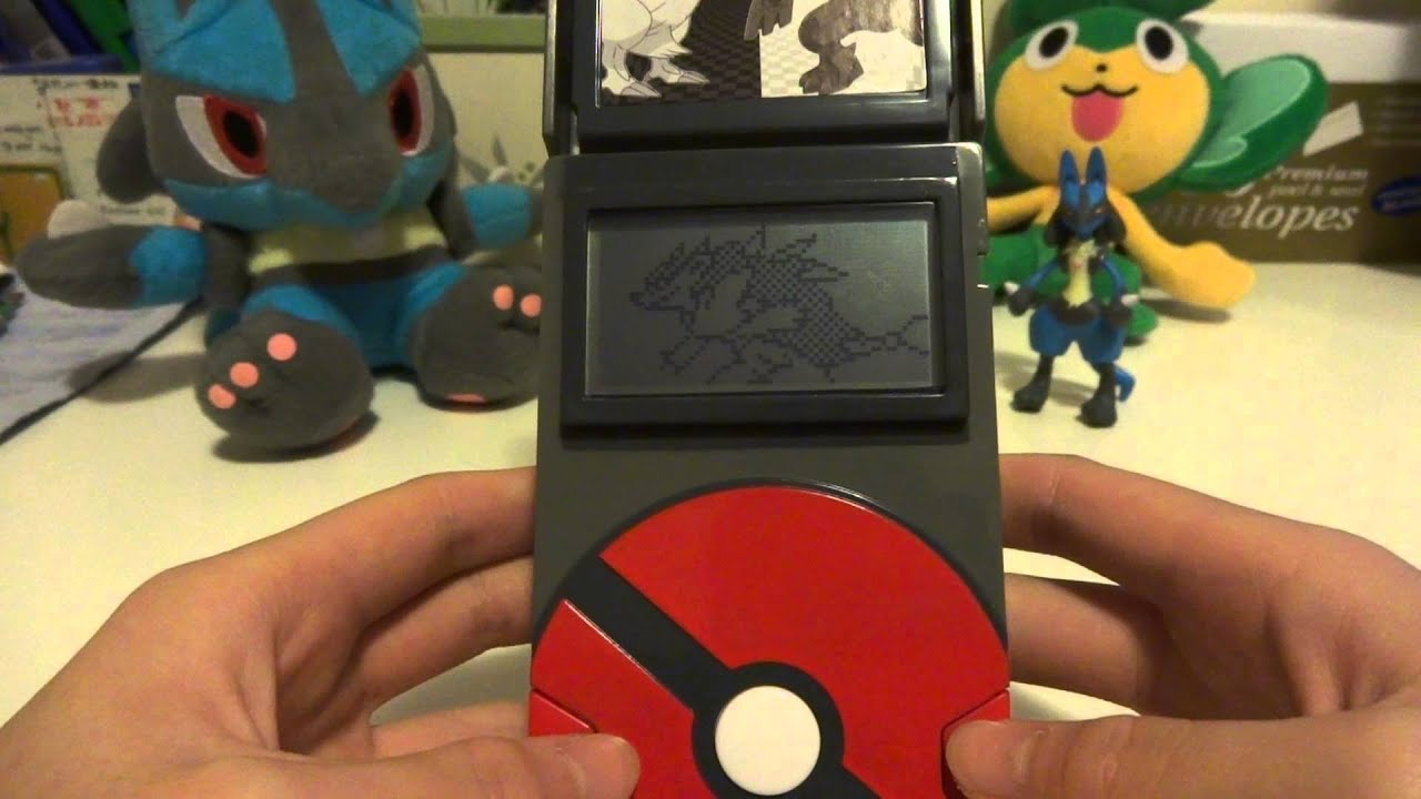 Pokemon Kalos Pokedex Toy | www.imgkid.com - The Image Kid ...