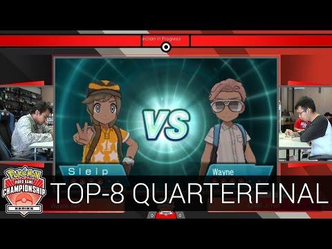 VGC17 Pokémon Malaysia Premier Challenge Winter #1 | Top-8 Quarterfinal