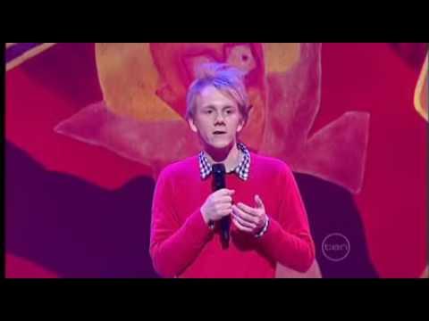 Josh Thomas Comedy Festival Gala 2009