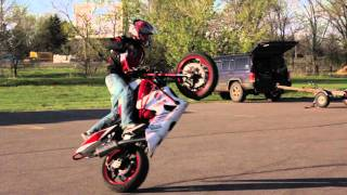 SquidWheelies at Cowboys Cycle in St Cloud MN- 05-15-11