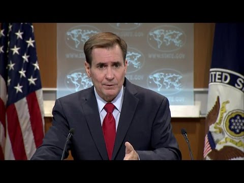 Daily Press Briefing - September 28, 2016