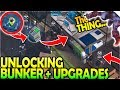 UNLOCKING FIRST FLOOR of CLAN BUNKER (And UPGRADING) - GAS STATION BOSS - Prey Day Survival Gameplay