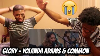 Video Glory - Common and Yolanda Adams, Obama's Love and Happiness 2016 BET (REACTION) download MP3, 3GP, MP4, WEBM, AVI, FLV Mei 2018