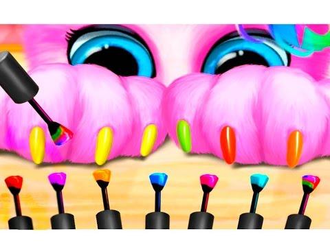 ПРИЧЕСКА ЧЕЛЛЕНДЖ Салон Красоты для ЖИВОТНЫХ развлекательное видео для детей #УШАСТИК KIDS