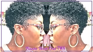 Video How to Bantu Knot Twist out| 3C TWA Easy Method download MP3, 3GP, MP4, WEBM, AVI, FLV Juli 2018